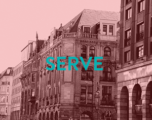 Charrette Berlin - Serve
