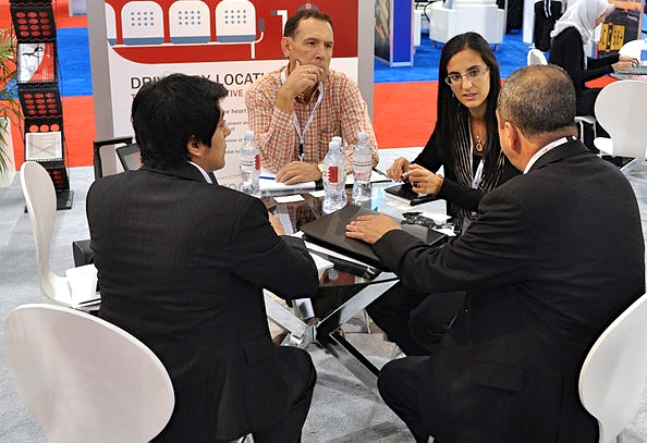 Aviation_Team_during_stand_meetings_with_Airlines_1_(10166685834)